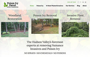 Sustainable removal of invasive plants--website copy
