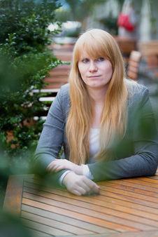 Schauspielerin Anja Kiser