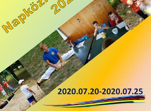 Nyári Napközis Sporttábor 2020 - kiírás
