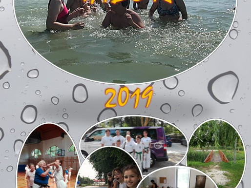 2019 Nyári edzőtábor - Balatonszemes (kiírás)