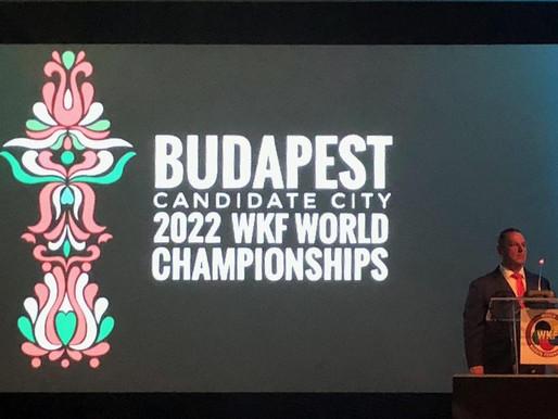 Karate-vb: Magyarországé a 2022-es rendezés!