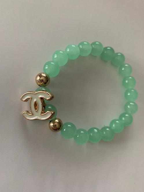 J'ADORE BLANC Bracelet (Jade)