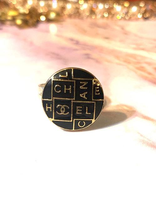 RIVOLI NOIR Ring