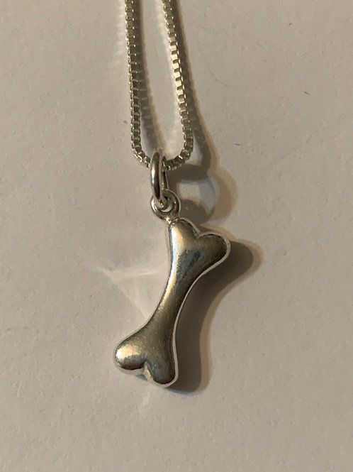 DOG BONE - Necklace