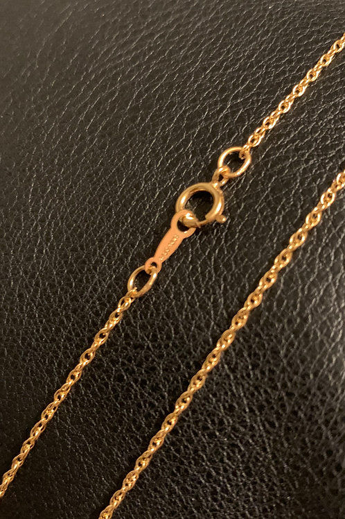 14kt Gold Filled Chain