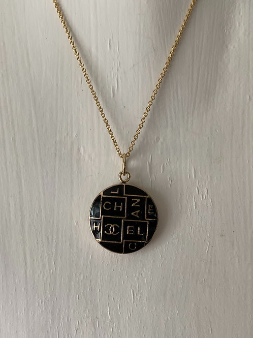 RIVOLI NOIR - Necklace