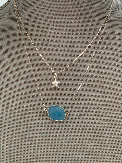 STAR & SKY Layered Necklace
