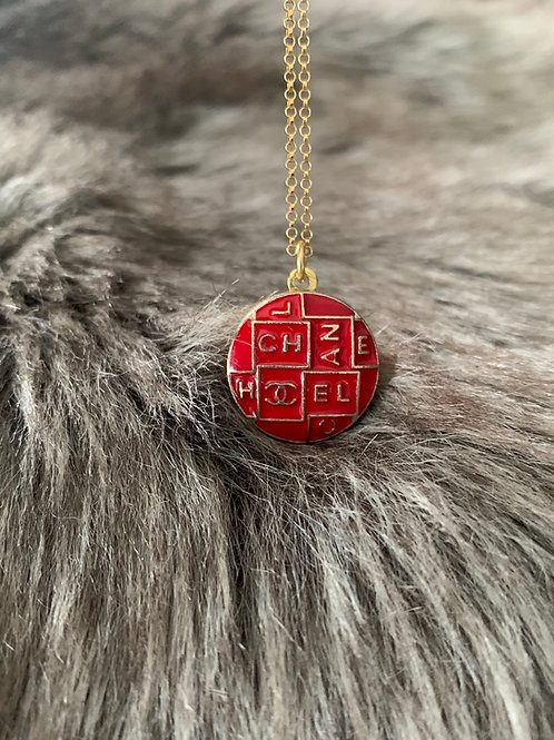 RIVOLI ROUGE - Necklace