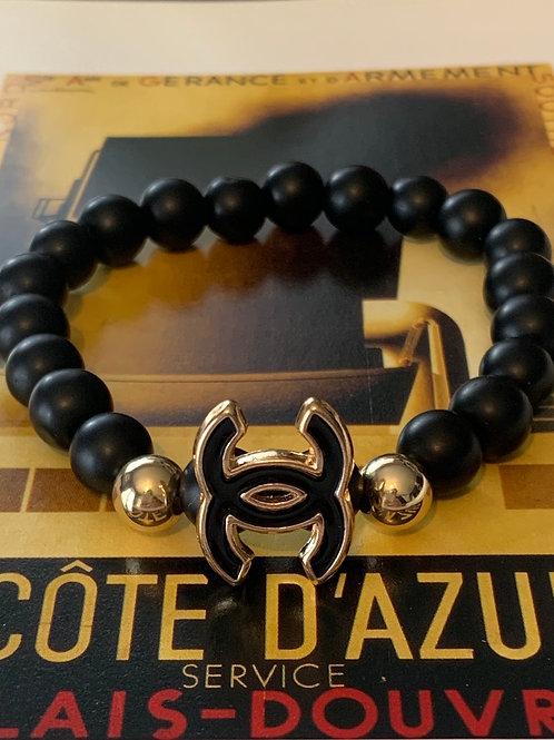 J'ADORE NOIR Bracelet (Onyx)