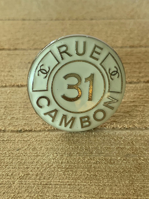 RUE CAMBON- Sterling Silver Ring