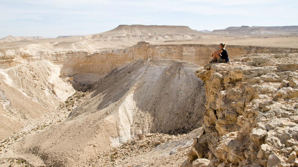 Ein Avdat - best desert hikes of Israel - Negev Trek