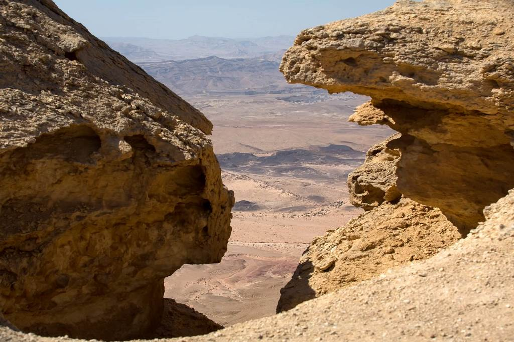 Best hiking trails in Israel