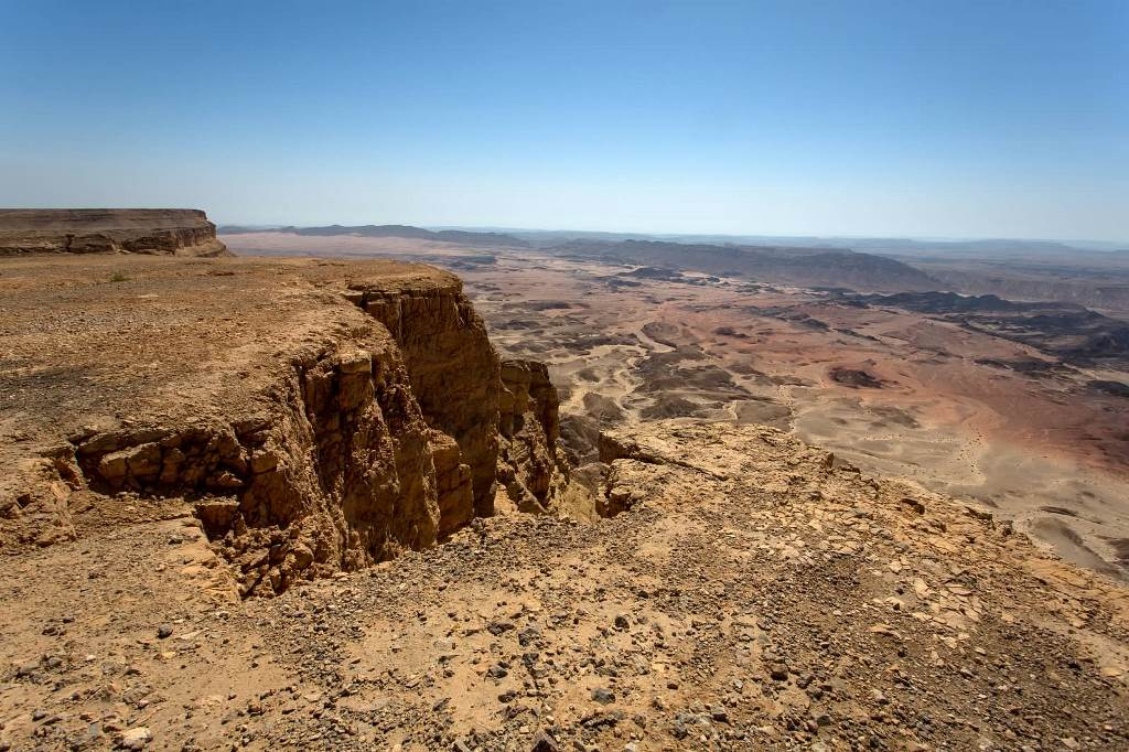 Best desert hikes in Israel