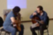 Guido Sanchez Portuguez classical guitarist guitar lessons champaign urbana il