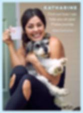 KSJBodyControl Katharine Jemmett Pilates Instructor Diggy Dog Schnauzer