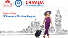 CANADA PERMANENT RESIDENCY with family  under BC PNP