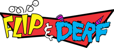 The Flip & Derf Logo