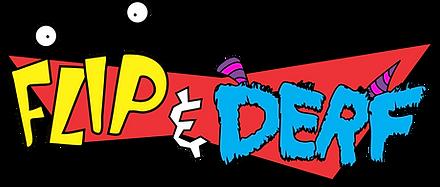 Flip & Derf Logo