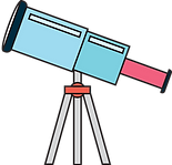 A Telescope Icon