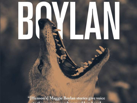 Interview with Michael Henson, author of Maggie Boylan