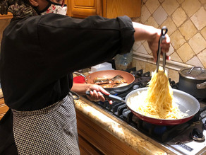 Pocket Chefs, Family Meal Time is Possible