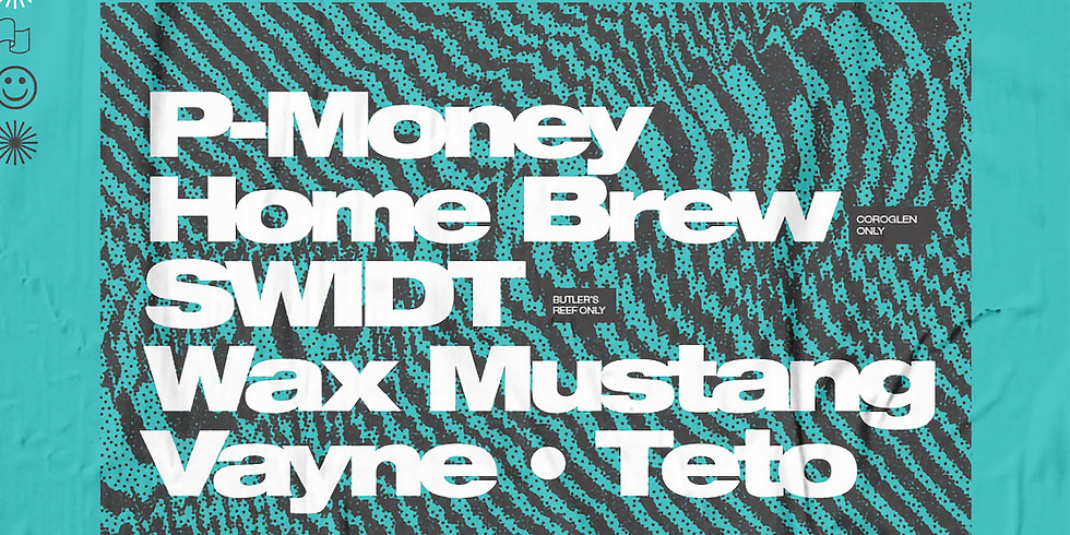 KING TIDE ~ P-Money, Home Brew, Wax Mustang, Vayne & Teto