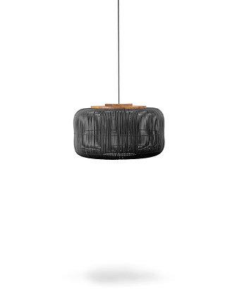 Bucket Light in Black