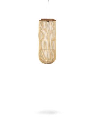 Tub Hanging Lamp Natural