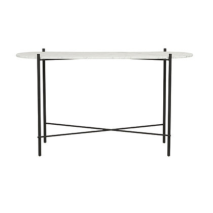 Elle Pipe Oval Console