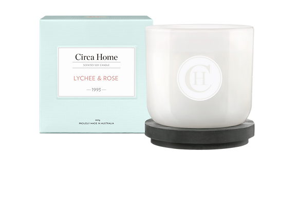Lychee & Rose Candle