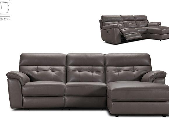 31640 Chaise Sofa
