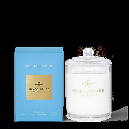 The Hamptons - Teak and Petitgrain