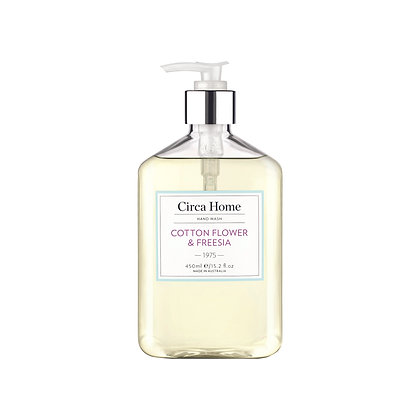 Cotton Flower & Freesia Hand Wash
