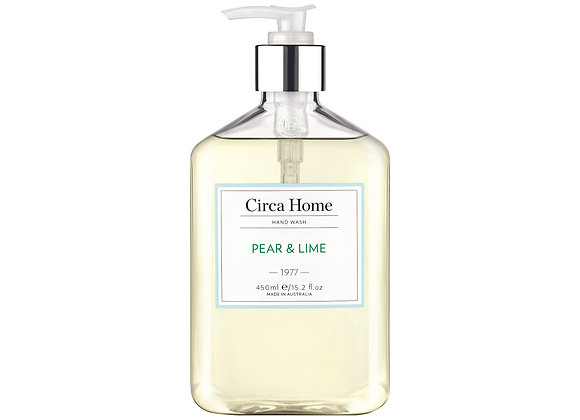 Pear & Lime Hand Wash