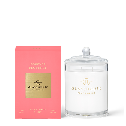 Forever Florence - Wild Peonies and Lily