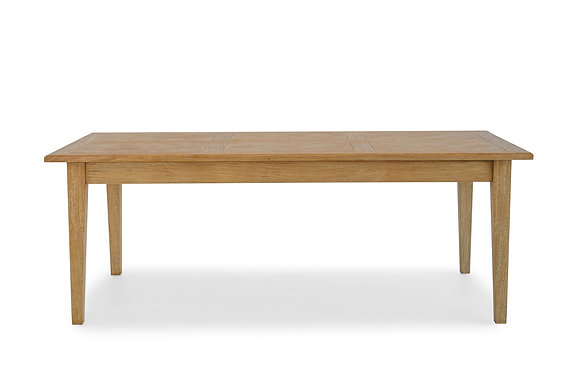 Parquetry Dining Table - 146534