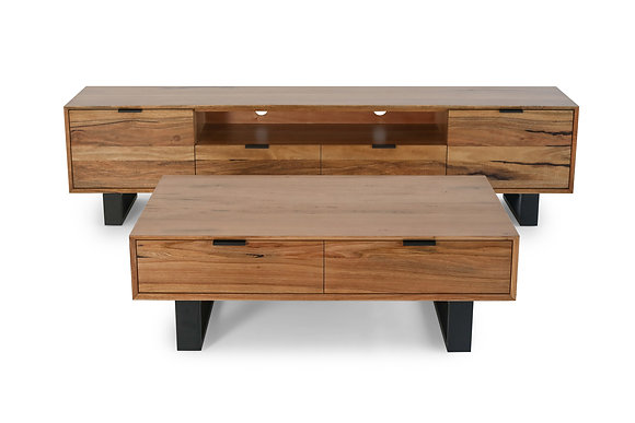 Coffee Table in Messmate Timber - 147750