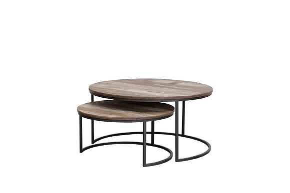 Tuareg Coffee Table Set - 670002
