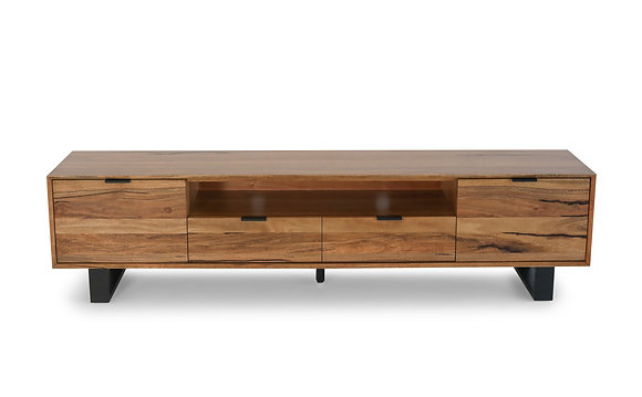 TV  Unit in Messmate Timber - 147747