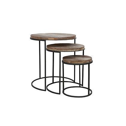 Tuareg Side Table Set - 660012