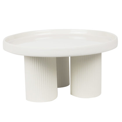 Cake Stand - Natural Poet's Dream