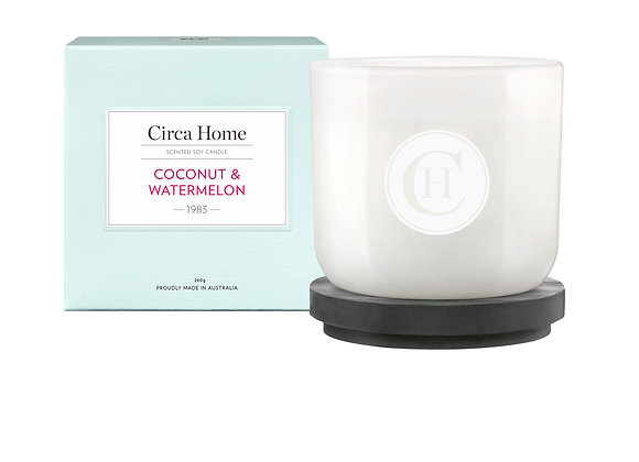 Coconut & Watermelon Candle