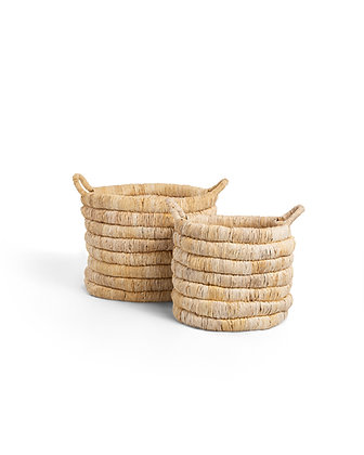 Sago Round Baskets