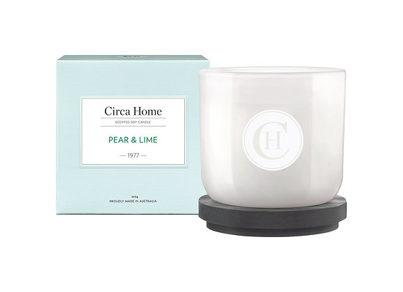 Pear & Lime Candle