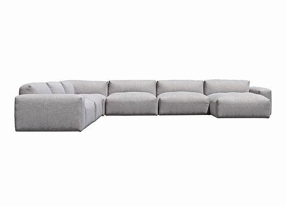 146526 Chaise Sofa