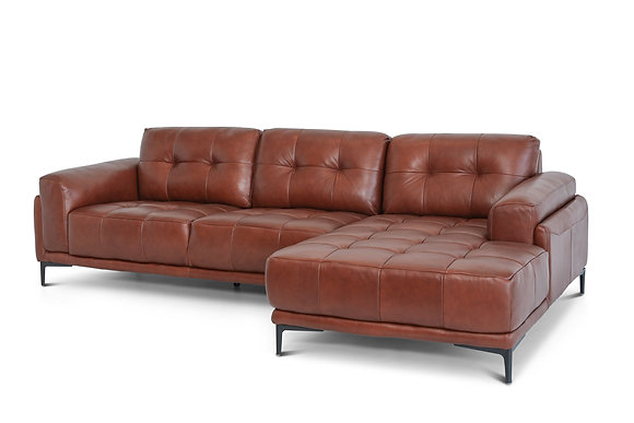Chaise Sofa in Leather - 148194