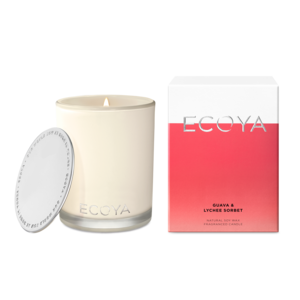Guava & Lychee Sorbet Candle