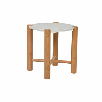 Artie Round Side Table