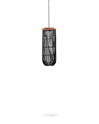 Tub Hanging Lamp Black
