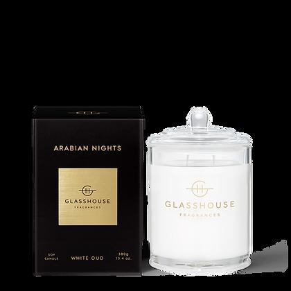 Arabian Nights - White Oud